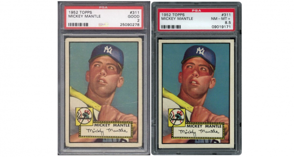 Should I Get My Vintage Sports Cards Graded