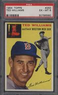 Ted Williams 1954 Topps