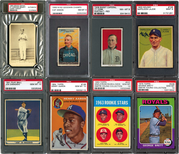 What happened to my local baseball card shop just collect a look at how baseball cards evolved from the 1870s to 1970s sciox Gallery