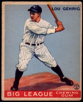 Dads 1933 Goudey Shoebox Collection Just Collect Blog