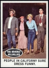 1963 Topps Beverly Hillbillies