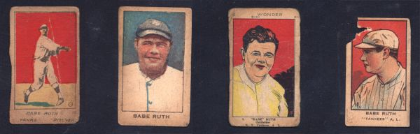 7 unexpected places you might find antique sports cards and when just collect purchased the hole in the wall collection of 1920 1923 strip cards last year it was as much about the story as it was about the cards sciox Gallery