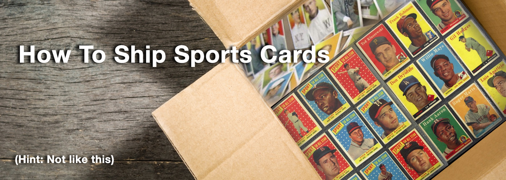 How To Package Your Sports Cards For Shipping Just Collect