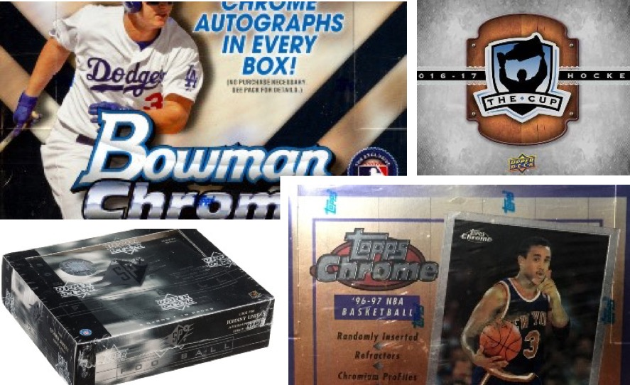 Always Buying Modern Cards Packs Boxes Cases Just Collect