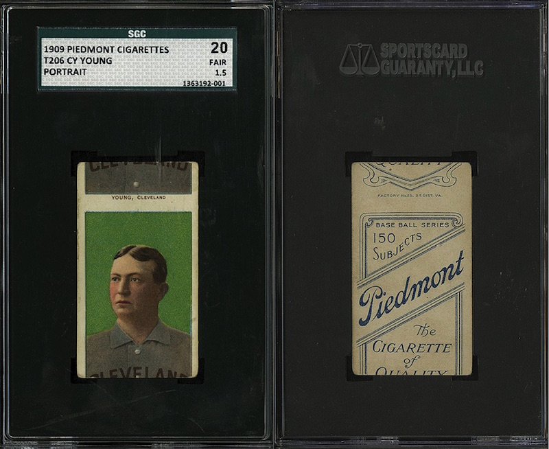 Slaying the Monster: How to Sell T206 Tobacco Cards